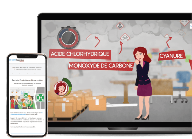 responsive pc ordinateur tablette telephone plateforme elearning e-learning